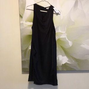 NWT draped black dress by Helmut Lang 🖤